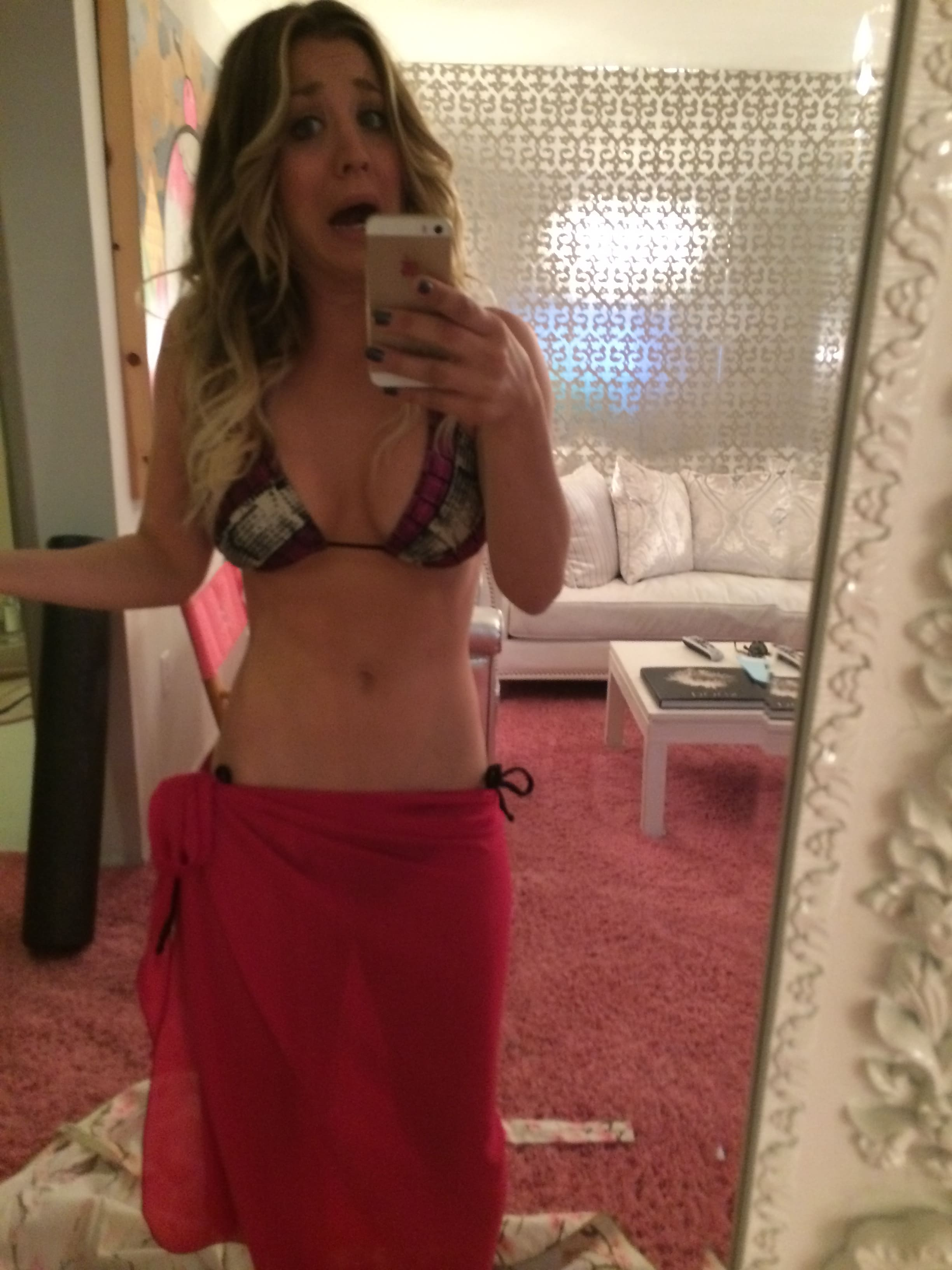 The Fappening Kaley Cuoco Nude Leaks (6)
