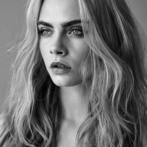model cara delevingne naked in esquire magazine up close