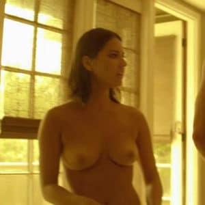 Olivia Munn Topless (2)