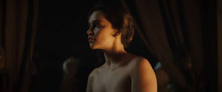 Emilia Clarke Naked - Voice From The Stone (13)