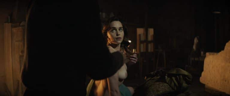 Emilia Clarke Naked - Voice From The Stone (19)