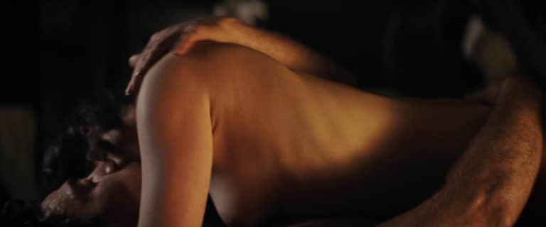 Emilia Clarke Naked - Voice From The Stone (5)