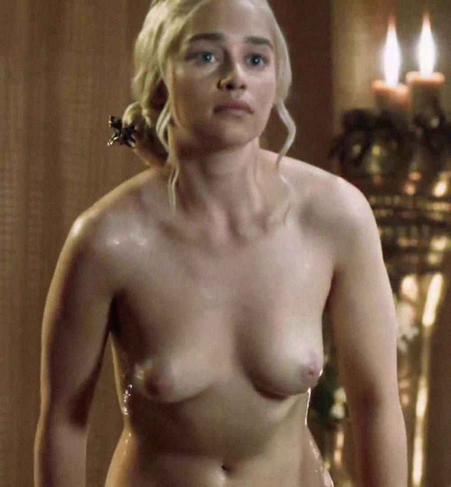 Holy Shit Emilia Clarke Nude Pics Full Collection