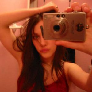 fappening pic of kat dennings taking a private pic with her camera