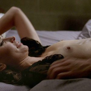 nipple pic of melissa benoist in movie scene