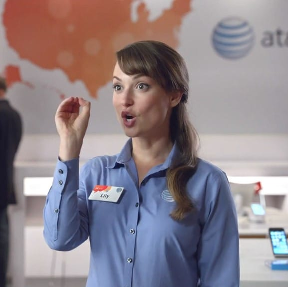 lily from at&t milana vayntrub fappening pics leaked