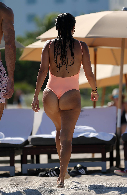 Kourtney Kardashian PAWG