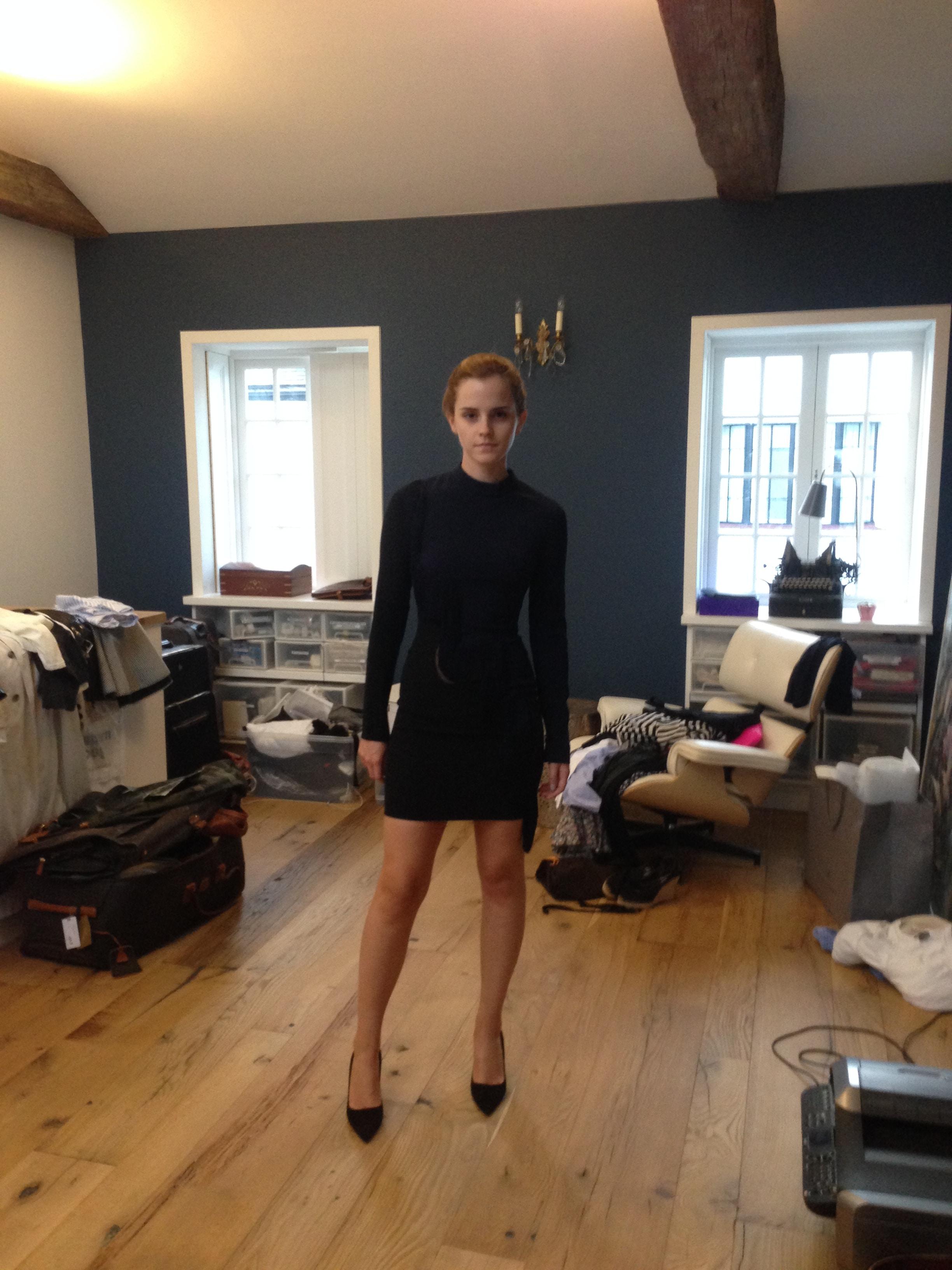 Emma Watson boobs