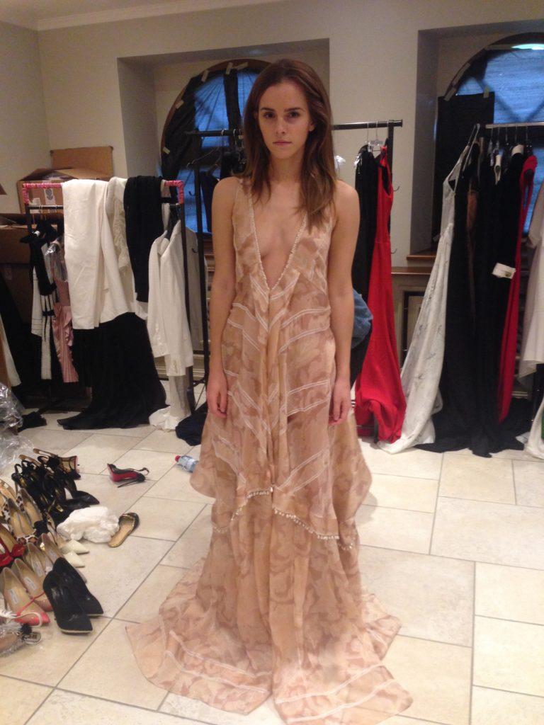 Emma Watson leaked naked pic