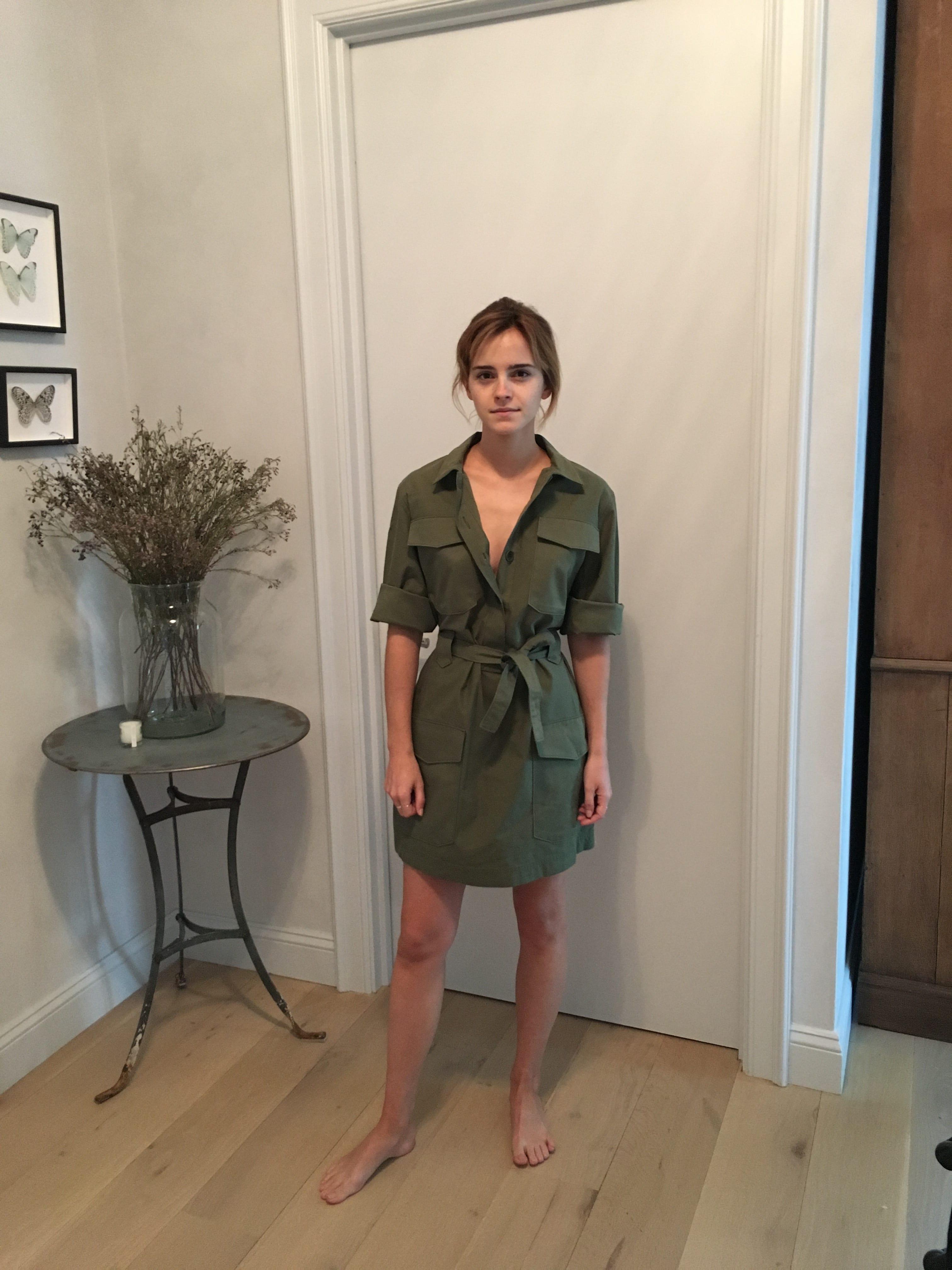 Emma Watson naked