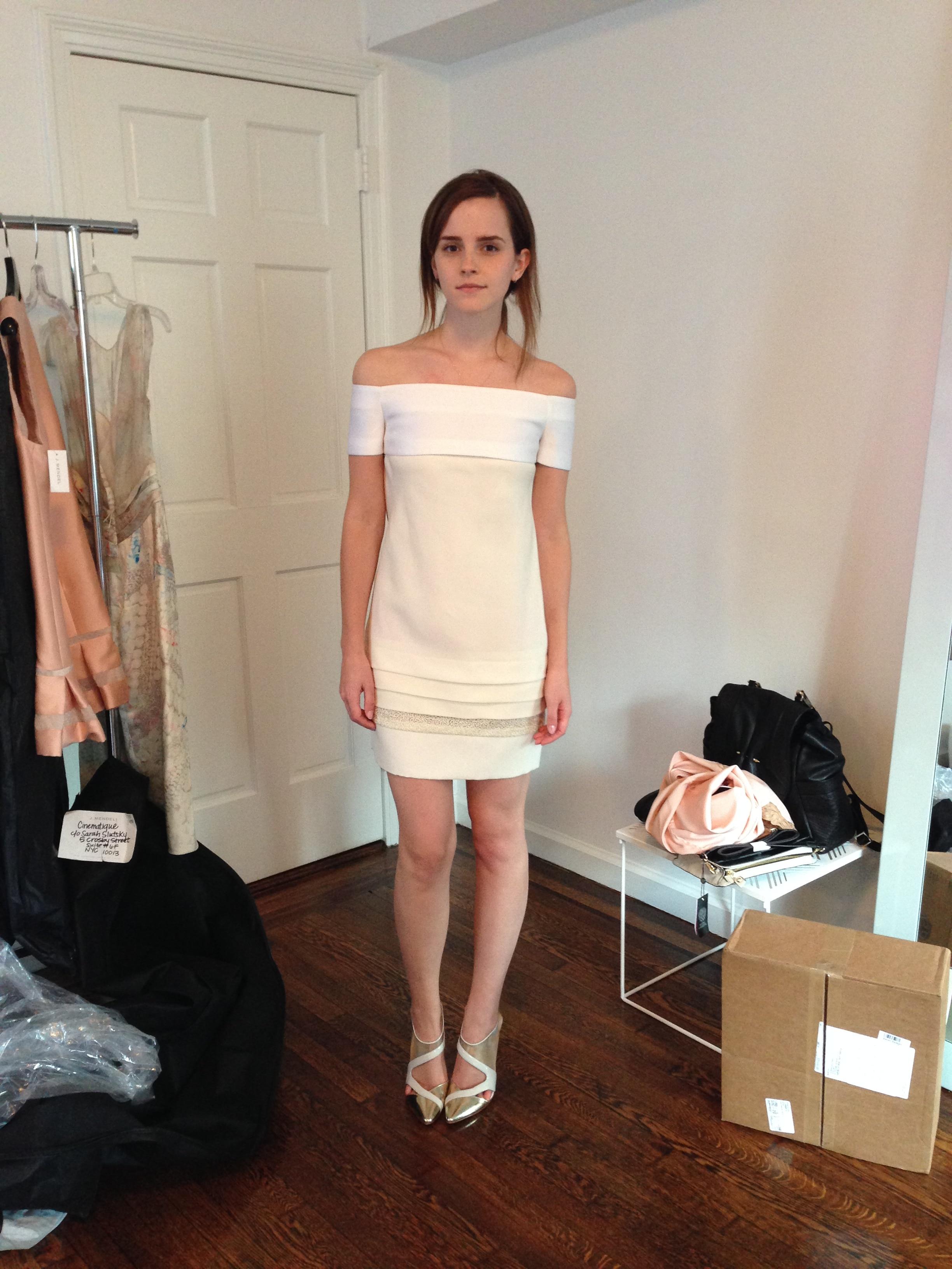 Emma Watson sexy nude pic