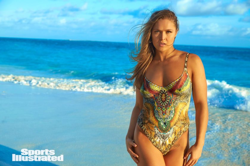 Ronda Rousey leaked fappening photo