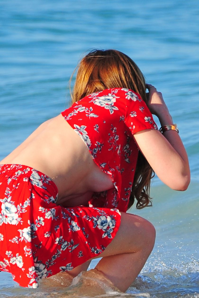 Bella Thorne leaked fappening photo
