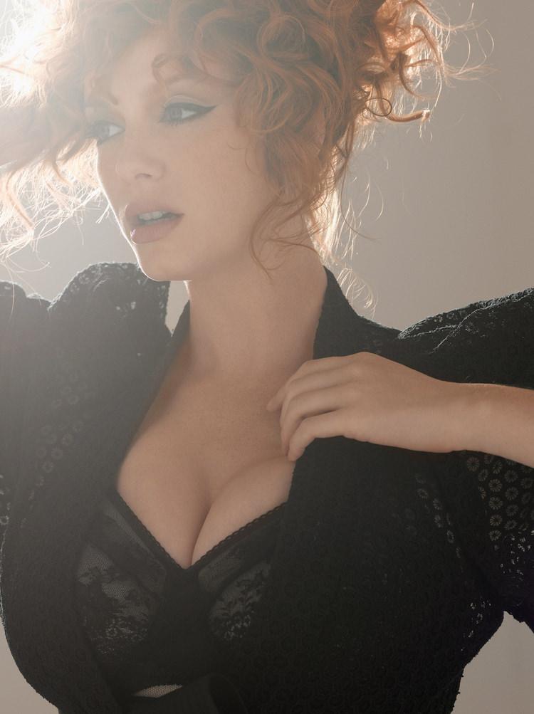 Christina Hendricks nude