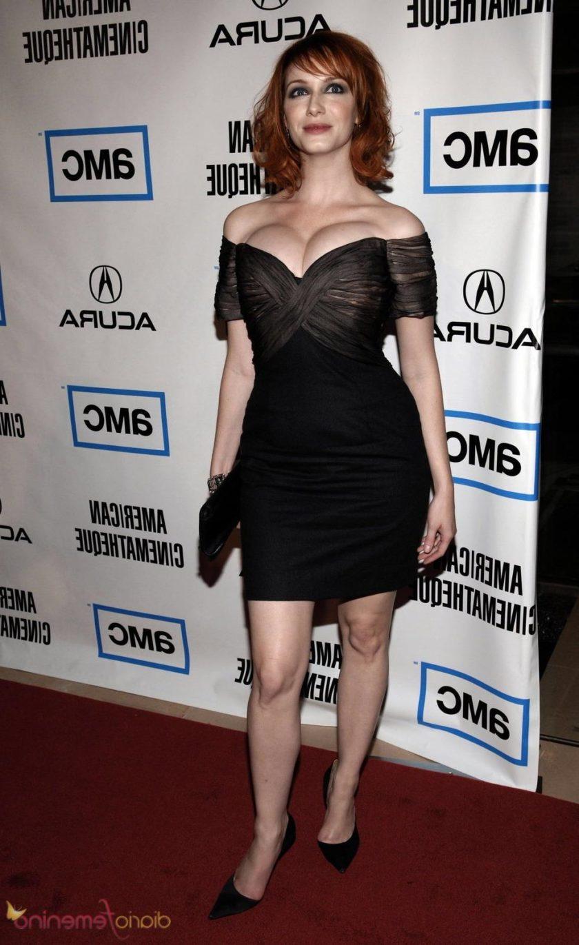 Christina Hendricks sexy leaks