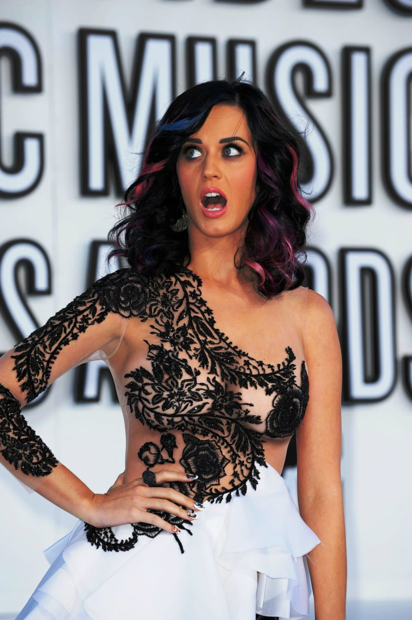 Katy Perry leaked nude photo