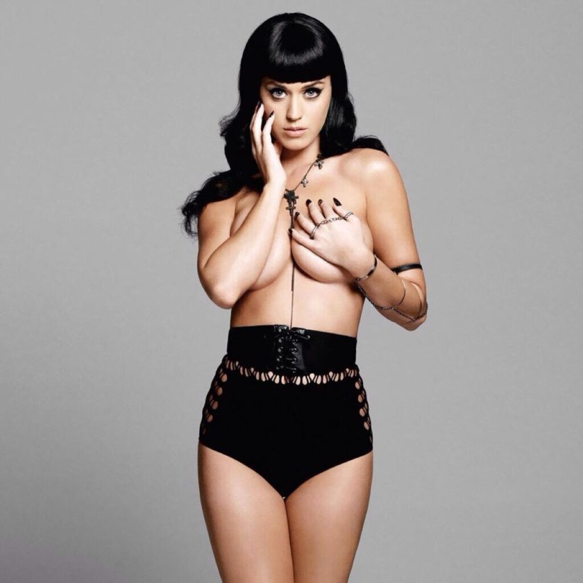 Katy Perry sexy naked