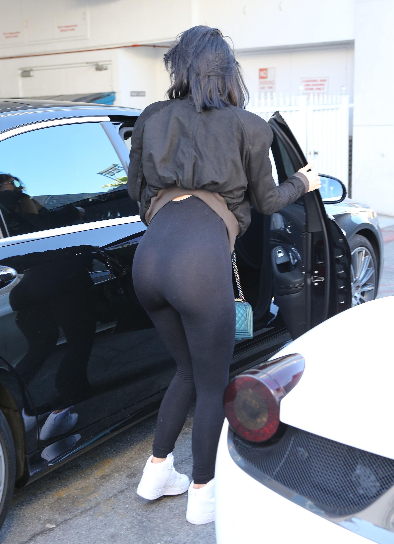 Kylie Jenner naked