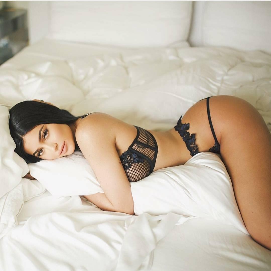 Kylie Jenner vagina