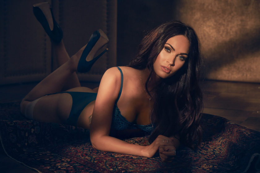 Megan Fox leaked fappening photo