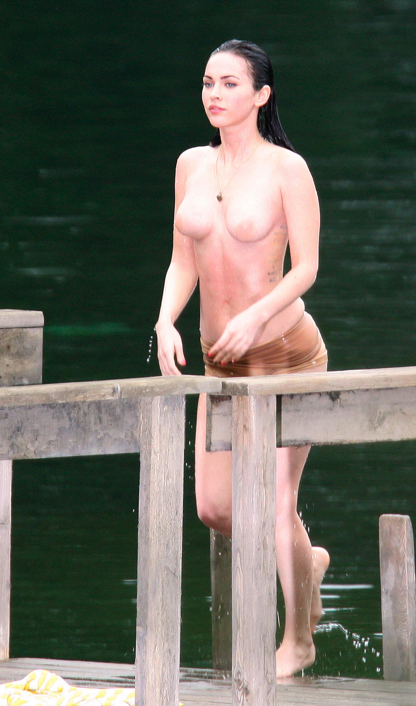 Megan Fox sexy nude pic
