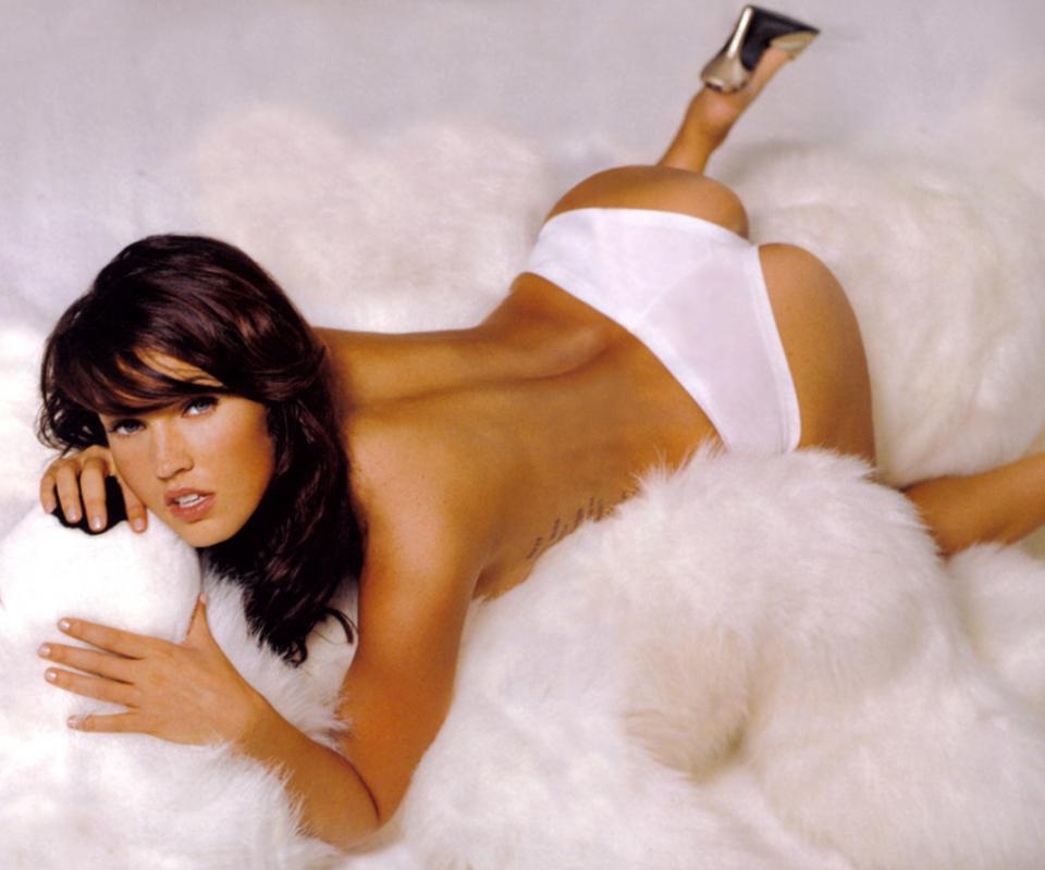 Megan Fox shaved pussy pic