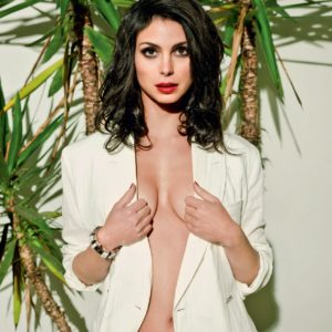 Morena Baccarin pussy fucked