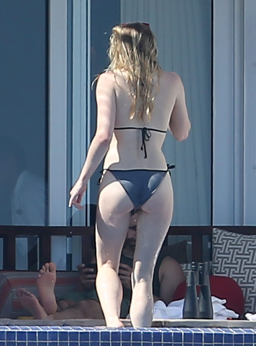 Sophie Turner pussy fucked